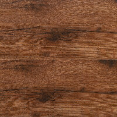 8 x 48 x 8.2mm Laminate in Ash Brown (Set of 22)