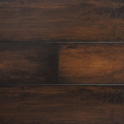 6 x 48 x 8.2mm  Laminate Flooring in Lyon (Set of 22)