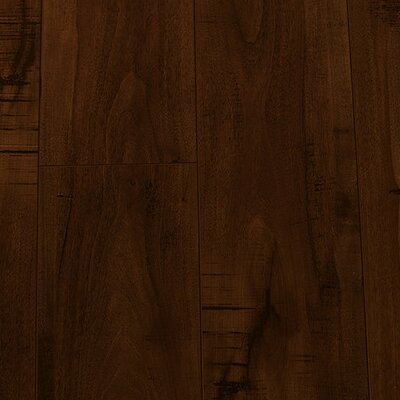 5 x 48 x 12.3mm Laminate Flooring in Golden Acacia (Set of 22)