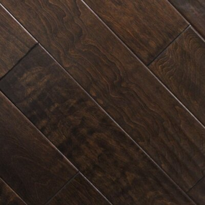5 x 48 x 2.7mm Birch Laminate Flooring in Expresso (Set of 22)