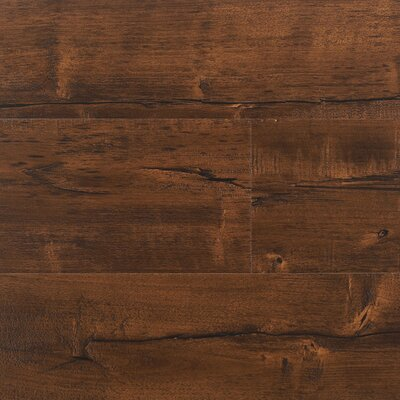 7 x 48 x 12.3mm Laminate Flooring in Java (Set of 22)