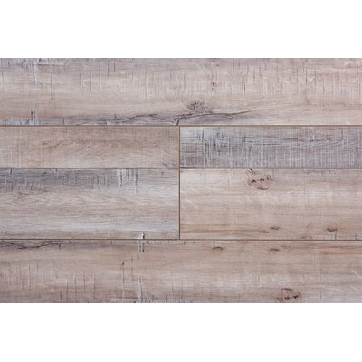 Barnwood Country 8 x 72 x 12.3mm Walnut Laminate Flooring