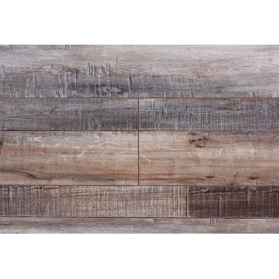Barnwood Country 7.5 x 72 x 12.3mm Maple Laminate Flooring