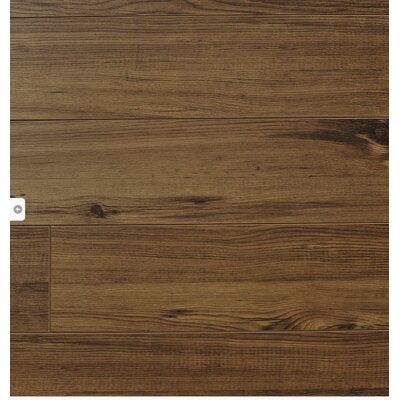 5 x 48 x 12.3mm Laminate Flooring in Red Ancient Pine (Set of 22)