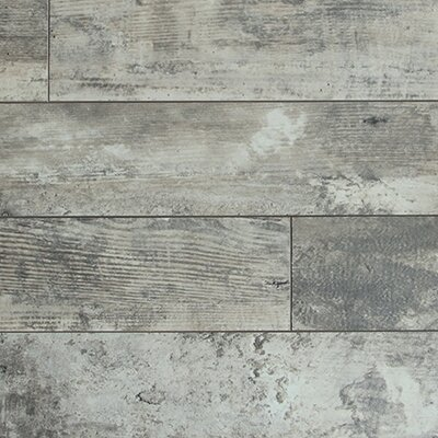 Sterling 4 x 48 x 12.3mm Plank Laminate in Primal White