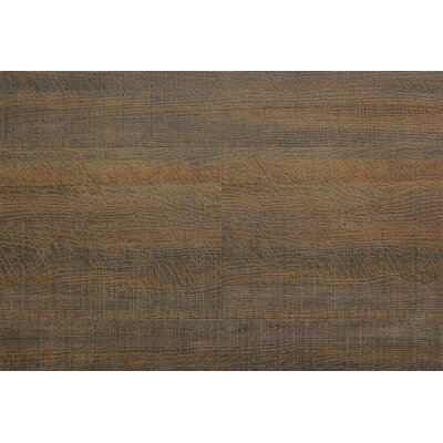 Mirabella 9 x 60 x 7mm WPC Vinyl Plank in Brown