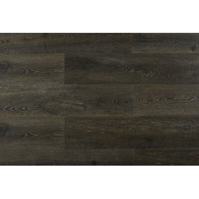 Augustus 7.71 x 72.83 x 12mm Oak Laminate Flooring in Ruby Tempest