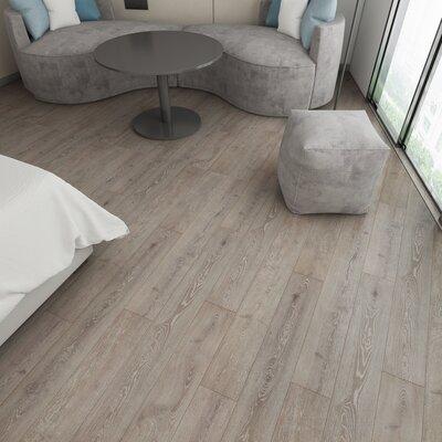 Augustus 7.71 x 72.83 x 12mm Oak Laminate Flooring in True Cognac