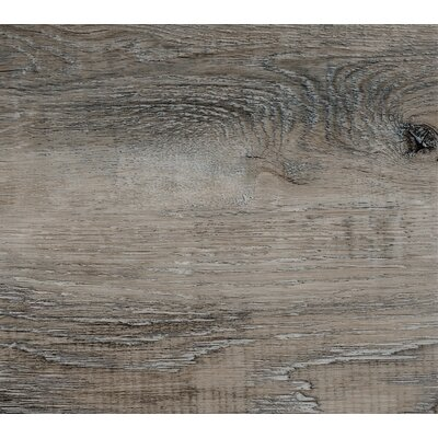 EasyLay 9 x 48 x 0.13mm Luxury Vinyl Plank in Ashwood