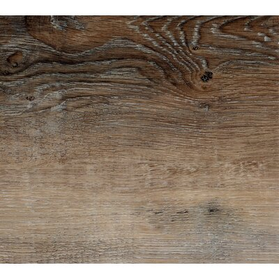 EasyLay 9 x 48 x 0.13mm Luxury Vinyl Plank in Foxwood