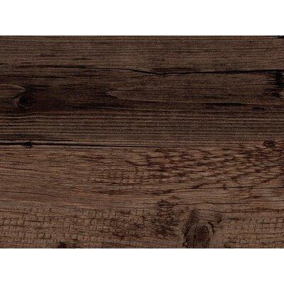 7 x 48 x 6.5mm Luxury Vinyl Plank in Barn Door