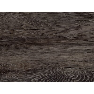 7 x 48 x 6.5mm Luxury Vinyl Plank in Castle Grey