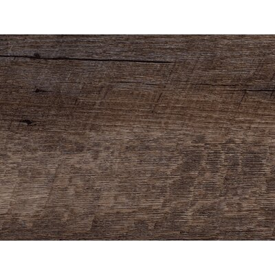 7 x 48 x 6.5mm Luxury Vinyl Plank in Harbor Gray