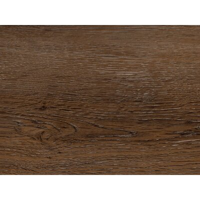 7 x 48 x 6.5mm Luxury Vinyl Plank in Weathered Teak