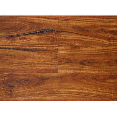 Alfred 7 x 48 x 5.3mm Vinyl Plank in Pecan