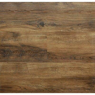 Alfred 7 x 48 x 5.3 mm Vinyl Plank in Chestnut