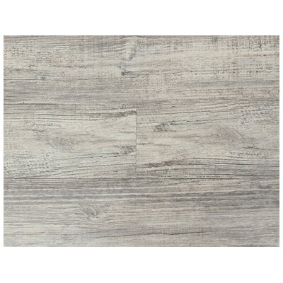 Kadyn 6 x 36.5 x 2mm Vinyl Plank in Slate