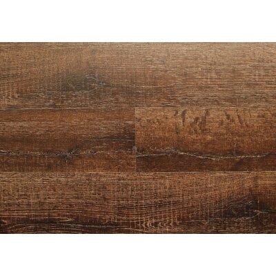 Alfred 7 x 48 x 5.3mm Vinyl Plank in Espresso