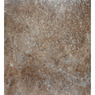 Jaydin 18 x 18 x 3mm Vinyl Tile in Earth