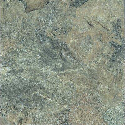 Desert Mountain 18 x 18 x 3mm Luxury Vinyl Tile in Denver Slate