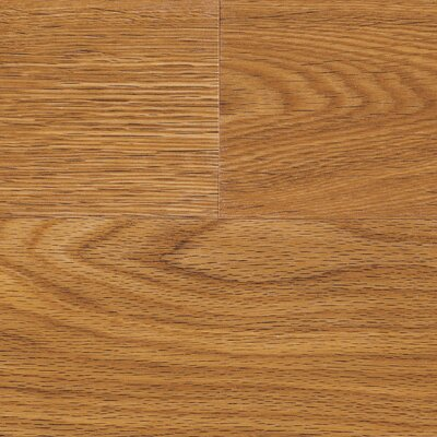 Oak 4 x 36 x 2mm Luxury Vinyl Plank in Honeytone