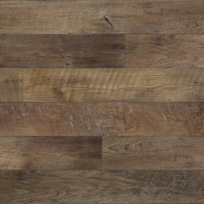 Adura Dockside Glue Down Resilient 6 x 48 x 4mm Luxury Vinyl Plank in Pier
