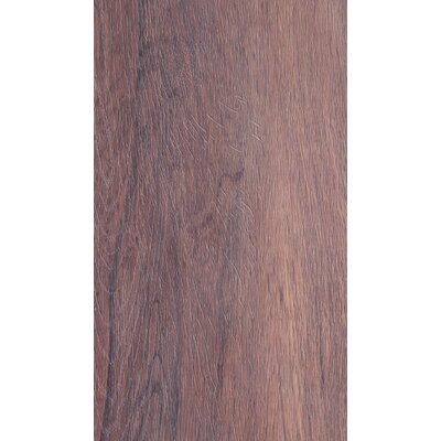 Nature Creations Plus 7 x 49 x 0.55mm Luxury Vinyl Plank in Russet