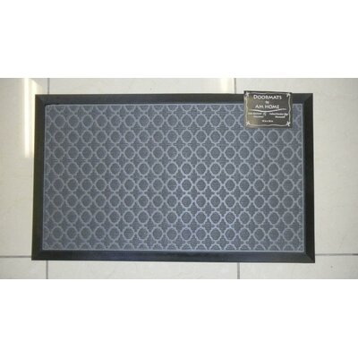 Ring Doormat Color: Grey