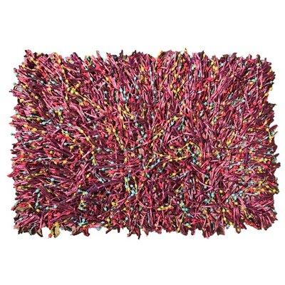 Adrianne Purple Area Rug