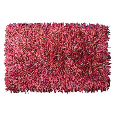Adrianne Pink Area Rug