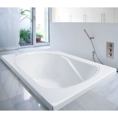 Hallmark 60 x 32 Soaking Bathtub