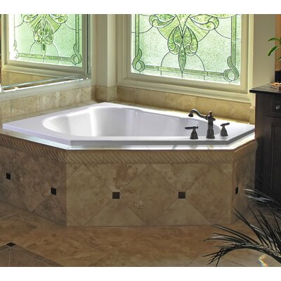 Eureka II 60 x 60 Soaking Bathtub