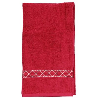 4th of July Washcloth Color: Red