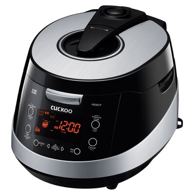 6-Cup IH Pressure Rice Cooker CRP-HS0657F