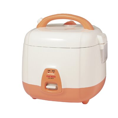 3-Cup Electric Rice Cooker CR-0331