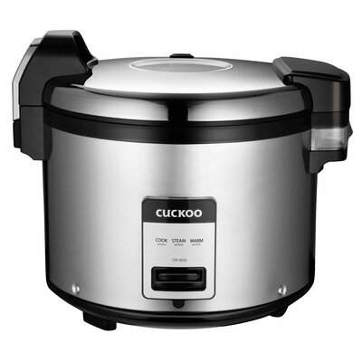 30-Cup Commercial Electric Heating Rice Cooker CR-3032
