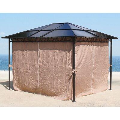 36m x 3m Rechteckig Pavillon   Garten > Pavillons   Aluminium - Metall   Grasekamp