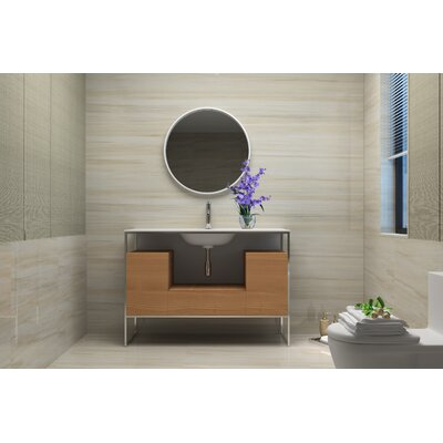 Wilford 48 Single Bathroom Vanity with Mirror