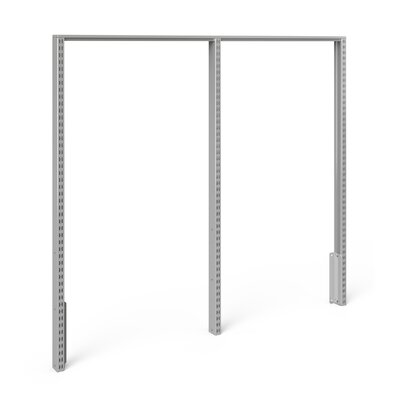 60.5 H X 53 W Double Bay Uprights Frame Product Photo 71