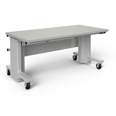 Heavy Duty Electric Height Adjustable Workstation Product Image 48