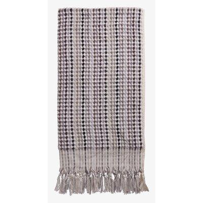 Turkish Luxurious Cotton Bath Sheet Color: Gray