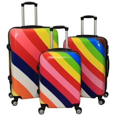 ecworld 3-Piece Luggage Set