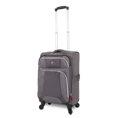 "Wenger Swiss Gear NeoLite Plus 20"" Spinner Suitcase - Color: Gray at Sears.com"