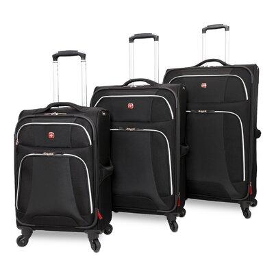 Wenger Swiss Gear Monte Leone 3 Piece Luggage Set
