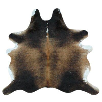Handmade Caramel Area Rug