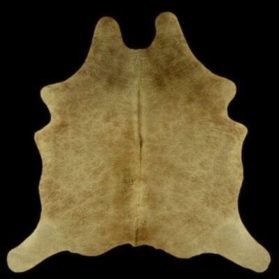 Handmade Caramel/Gold Area Rug