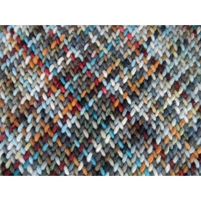 Haze Multi-colored Area Rug Rug Size: Square 5