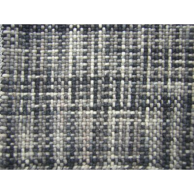 Ripple Gray Area Rug Rug Size: Square 7