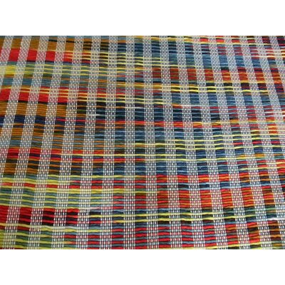 Candy A Spectra Multi-colored Area Rug Rug Size: Square 6
