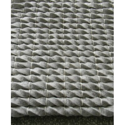 Tides Silver Area Rug Rug Size: Rectangle 6' x 9'